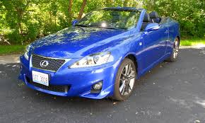 lexus convertible 2014 road test review 2014 lexus is250 f sport convertible is