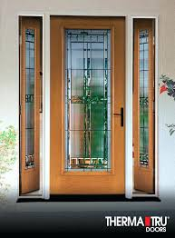 Therma Tru Exterior Door Therma Tru Exterior Door Exterior Doors Original Therma Tru