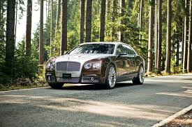 Mansory Bentley Flying Spur Photo Gallery Autocar India