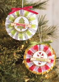 make these easy ornaments as gift toppers this year