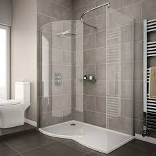 Curved Shower Doors Walk In Shower Awesome Bathroom Walk In Shower Curved Walk In