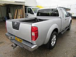 nissan d40 accessories uk used 2007 nissan navara outlaw dci 4x4 king cab for sale in