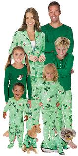i want matching pajamas for all of us morning