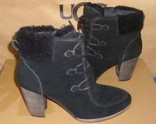 s lace up ankle boots australia ugg australia suede ankle boots for ebay
