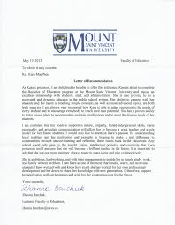 recommendation letter professor gallery letter samples format