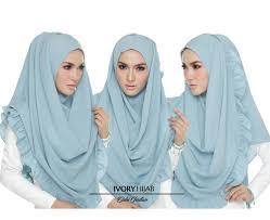 model jilbab 45 koleksi model jilbab terbaru untuk lebaran 2017