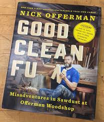 book review u0027good clean fun u0027 by nick offerman
