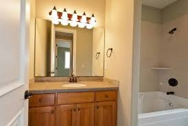 bathroom vanity light ideas bathroom vanity lighting argenta 3 light bathroom vanity lights in