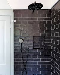 Best  Black Subway Tiles Ideas That You Will Like On Pinterest - Black glass subway tile backsplash