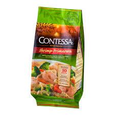 contessa world cuisine shrimp pimavera 22 0 oz walmart com