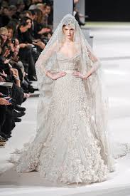 2011 Wedding Dresses Luscious Glamour Elie Saab Spring Summer 2011 Couture Collection