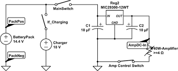 ac dc battery power conversion for ac speakers part 1
