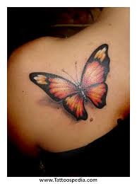 butterfly tattoos names wings 1