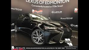 youtube lexus gs 350 f sport 2017 black lexus gs 350 awd f sport series 2 in depth review