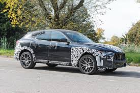 maserati levante blacked out maserati levante gts to get 523bhp turbocharged ferrari v8 engine
