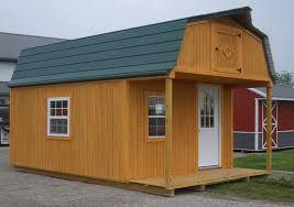 barn style w porch wood