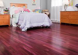 purpleheart hardwood the flooring the couture floor company