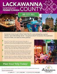 Pennsylvania travel brochures images Lackawanna county convention visitors bureau jpg