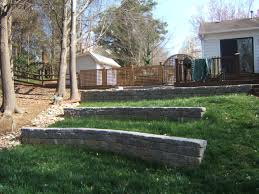 retaining wall design completing nature exterior nuance traba homes