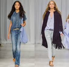 images for spring style for women 2015 hunkydory 2015 spring summer womens runway denim jeans fashion