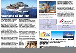 what to write in a travel brochure best 25 travel brochure