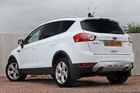 used ford kuga review auto express