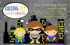 Birthday Party Invitation Cards Free Printable Superhero Party Invitations Free Printable Printable Invitations