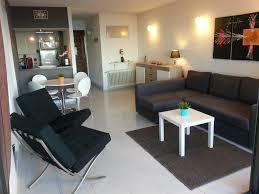 cuisine ouverte sur sejour salon salon cuisine alteasol altea sol location appartement à la mer