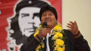 evo morales bolivien morales strebt vierte amtszeit an zeit online