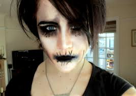 devin u0027ghost u0027 sola from motionless in white inspired make up look
