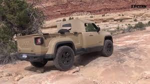 1988 jeep comanche we drive the jeep comanche diesel mini truck concept off road