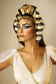 Egyptian Halloween Costume Ideas Halloween Inspiration Faux Cleopatra Eyes