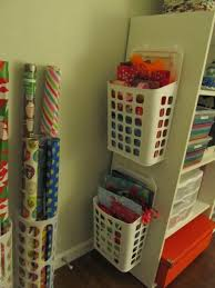 how to store wrapping paper and gift bags organizing gift wrap gift bags craft room organization