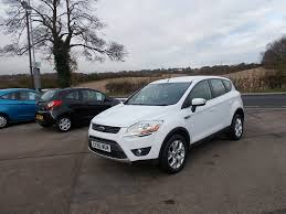 used ford kuga suv 2 0 tdci zetec 5dr in north ferriby north