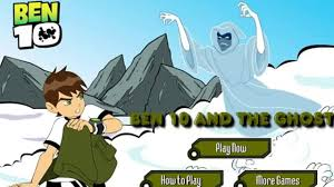 ben 10 ultimate alien ben ghost ben 10 cartoon game game ben 10