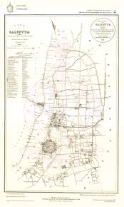 Jaipur India Map by Antique Maps Survey Of India