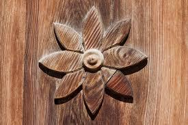 free photo door ornament input wood free image on