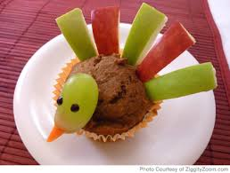 one more 4 mommies healthy thanksgiving snack that your