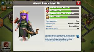 clash of clans archer queen review of clash of clans game levotron