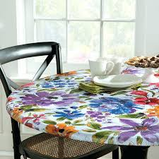 vinyl elasticized table cover fitted vinyl table covers wood grain elasticized table cover view 1