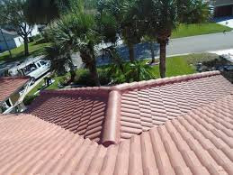 Red Eagle Roofing by Red Tile Roof In Coral Springs U2014 Miami General Contractor