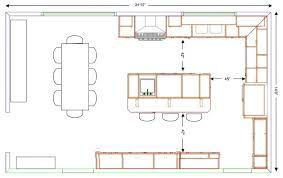 Kitchen Design Layouts Island Kitchen Designs Layouts Innovative Kitchen Layout And