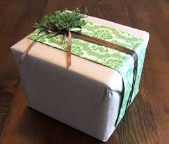gift wrap box use boxes laying around put your gift in them and just
