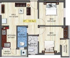 2bhk house design plans 720 sq ft 2 bhk floor plan image repute homes owe available for