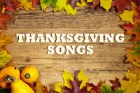 2017 best thanksgiving songs lists and free solution