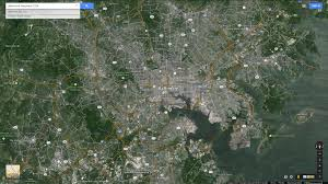 Baltimore Usa Map by Google Map Of Baltimore Maryland Usa Nations Online Project