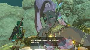 Horny Girl Meme - everyone is thirsty for link from the legend of zelda
