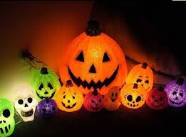 pumpkin lights colorful pumpkin lights pictures photos and images for