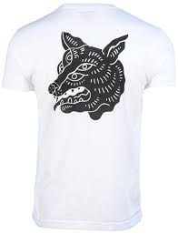 Ex Machina Length by Deus Ex Machina Men U0027s Wolf Pocket T Shirt Ebay