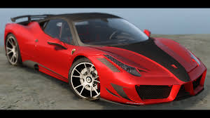 mansory ferrari gta gaming archive